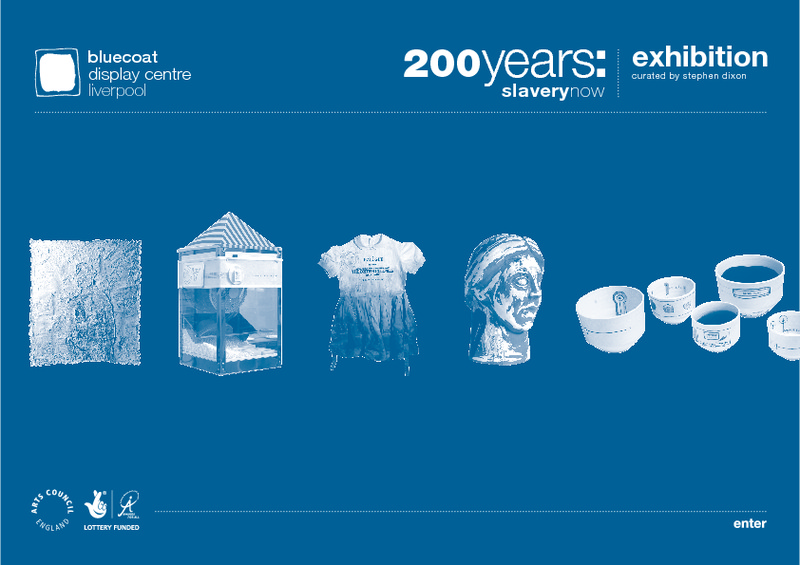 200 Years: Slavery Now