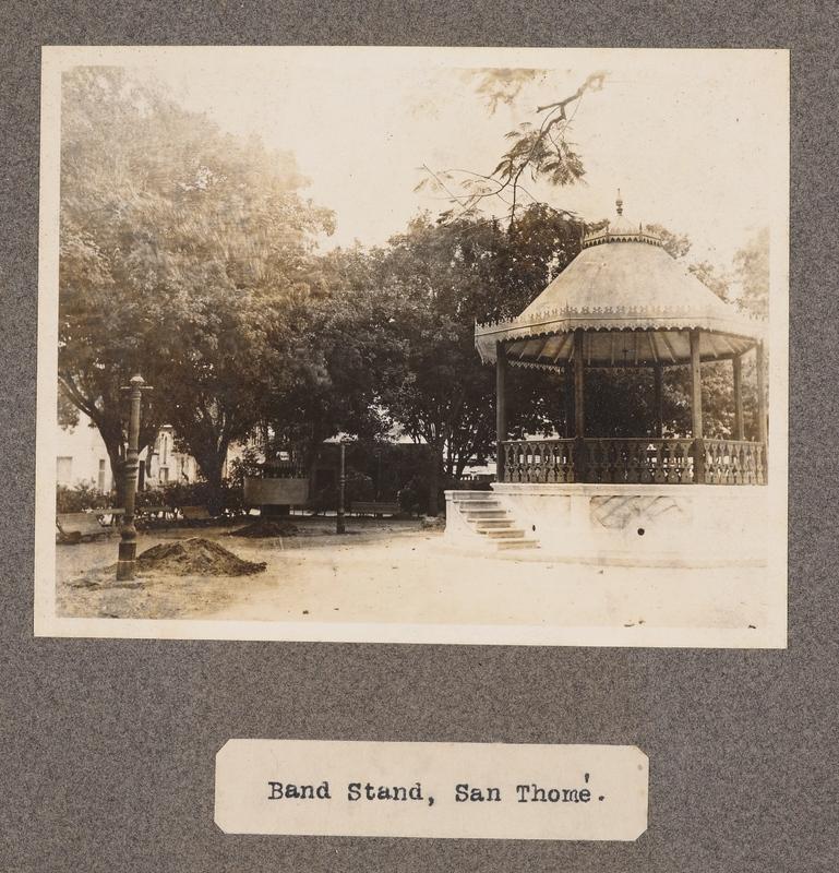 Band Stand, San Tome