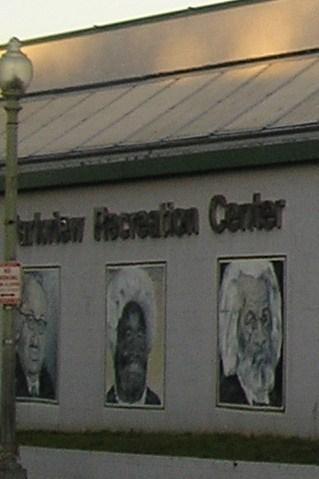 Parkview Recreation Center Mural