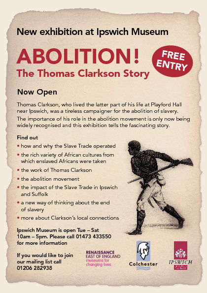 Abolition! The Thomas Clarkson Story