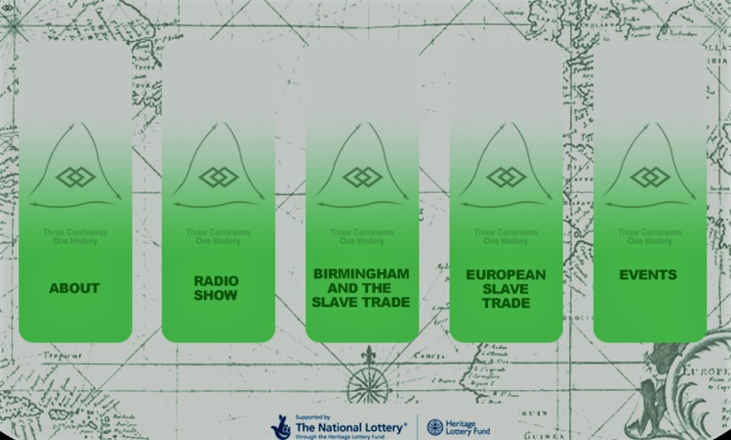 Three Continents, One History: Birmingham, the Trans-Atlantic Slave Trade and the Caribbean