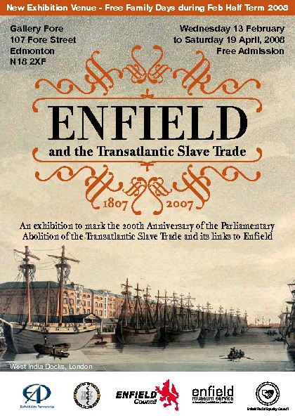 Enfield and the Transatlantic Slave Trade
