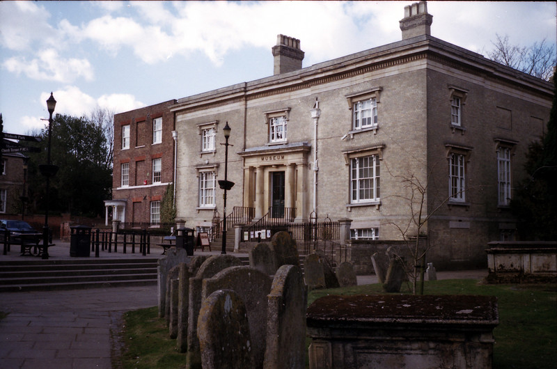 Wisbech and Fenland Museum