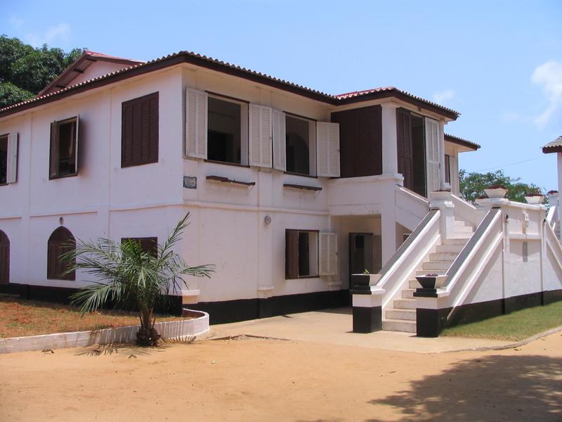 Le musée d'histoire de Ouidah