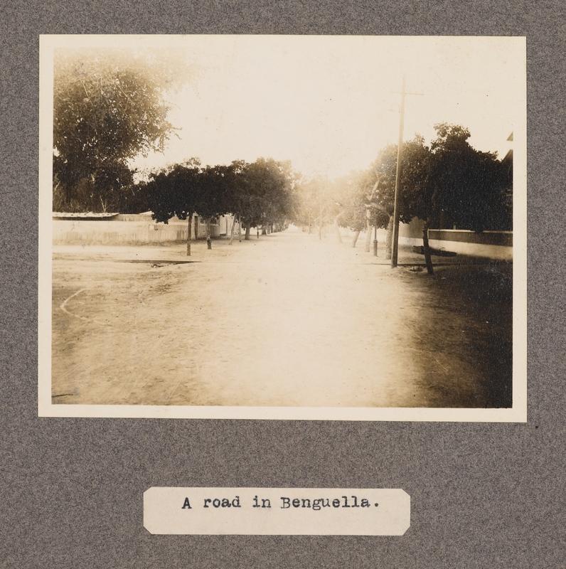 A road in Benguella
