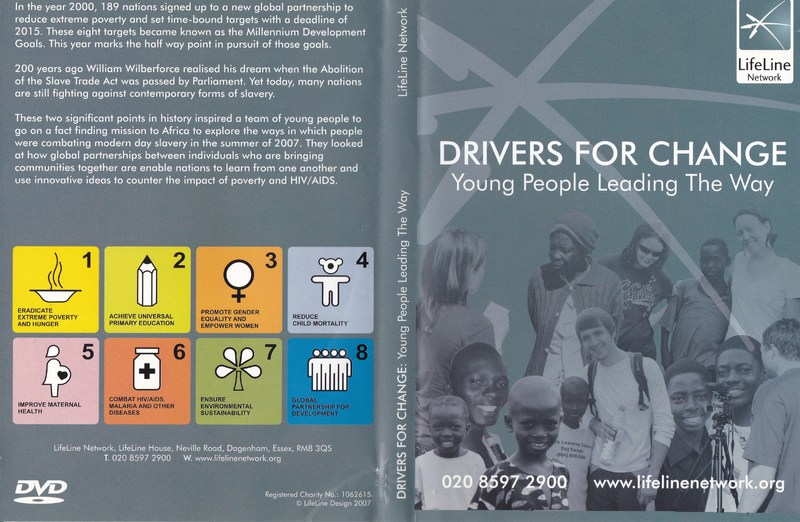 Drivers for Change: Young People Leading the Way