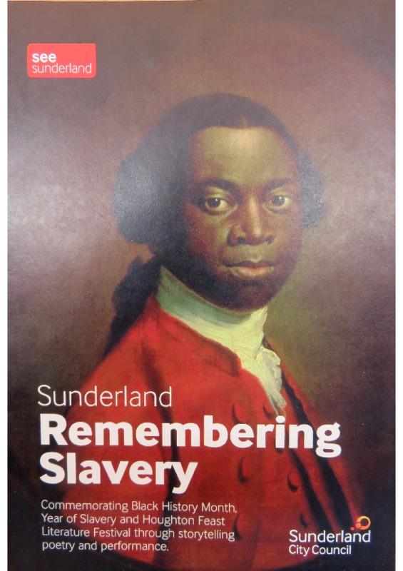 Sunderland Remembering Slavery