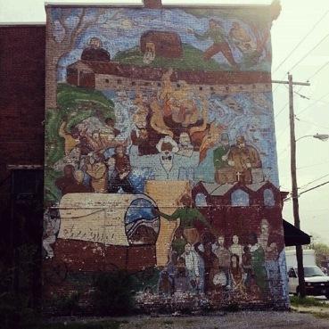 Neighborhood Center Mural Project