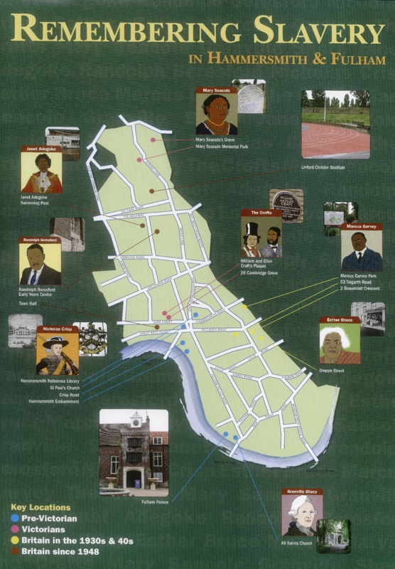 Remembering Slavery in Hammersmith and Fulham
