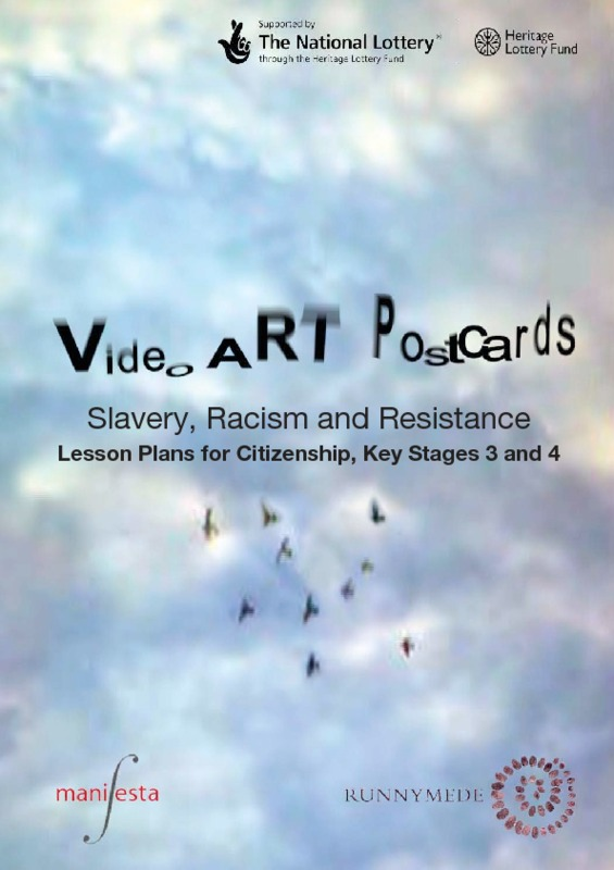 Video ART Postcards
