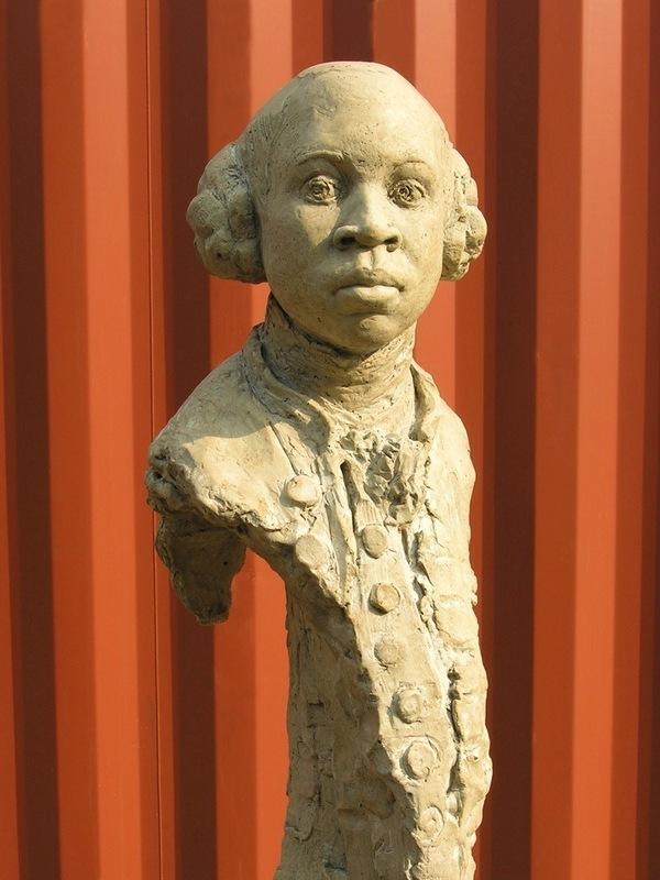 OLAUDAH EQUIANO - African, slave, author, abolitionist