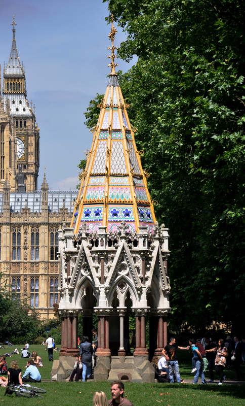 Restoration of the Buxton Memorial Fountain