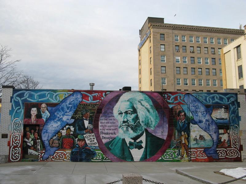 Labor History Mural