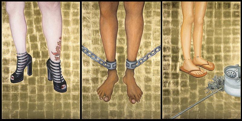 House Slave - Field Slave: A Portrait of Contemporary Slavery