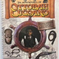 2007 Adventures of Ottobah Cugoano Teachers Pack front cover.jpg