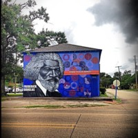 Rahmaan Statik, Frederick Douglass, Baton Rouge, Mayors Office Community Project, 2013 (2).jpg