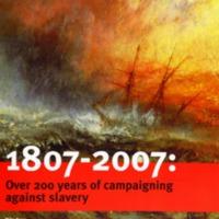 Anti-Slavery International, 2007