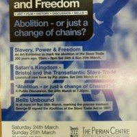 2007 Bristol Abolition 200 Pierian Centre Events 1.JPG