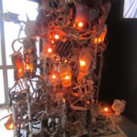 Mario Benjamin (Port au Prince, Haiti), Freedom sculpture, 2007.jpg