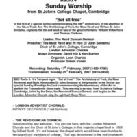 2007 STACS Cambridge Radio 4 Sunday Worship.pdf