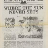 2007 Kirkgate Examiner - Where the Sun Never Sets.pdf
