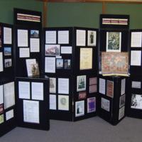 2007 Dorset's Hidden Histories photograph of exhibition.JPG