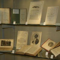 2007 Birmingham Special Collections Exhibition Photo 2.jpg