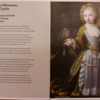 Bowes Museum, page from Whats On Guide.JPG