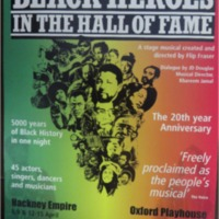 Black Heroes in the Hall of Fame