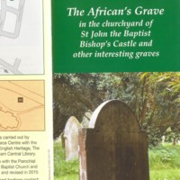 The African's Grave