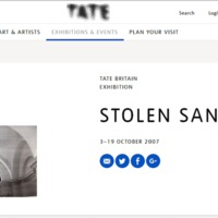 2007 Tate Stolen Sanity Screenshot.png
