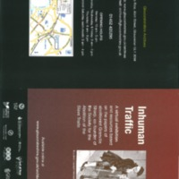 2007 Gloucestershire Leaflet re. Inhuman Traffic exhibition and performances.pdf
