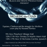 2007 Breaking the Chain poster.JPG