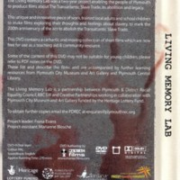 2007 Living Memory Lab DVD Cover Back.jpg