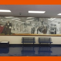 Douglass High School Mural