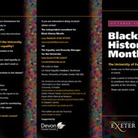 2007 Exeter University Black History Month.pdf