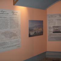 2007 Penrhyn Castle exhibition panels.JPG