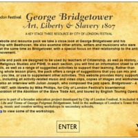 George Bridgetower: Art, Liberty and Slavery 1807