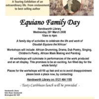 2007 Equiano Birmingham Family Day Leaflet.pdf