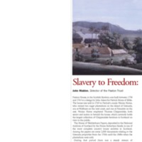 From Historic House Spring 2008 Slavery to Freedom - Grenada to Paxton.pdf