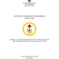 Scottish National Ecumenical Service, Blantyre.pdf