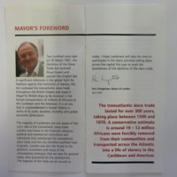 2007 Mayor of London Events Guide Foreword.jpg