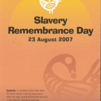 Slavery Remembrance Day in Liverpool