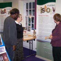 2007 Hidden History of the Dales Boroughbridge Library Opening.JPG