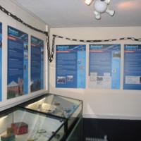 2007 Impact exhibition at Thornbury Museum.JPG