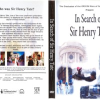 2007 In Search of Henry Tate DVD Cover.jpg