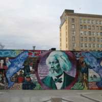 Labor History Mural