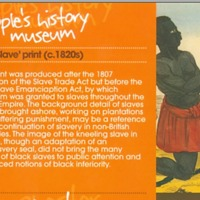 Revealing Histories: Remembering Slavery (People's History Museum)