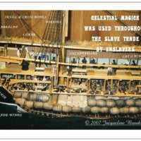 2007 Jacqueline Brooks Slave Trade postcard.jpg