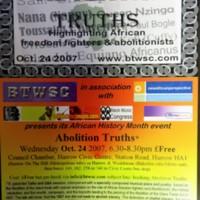Abolition Truths